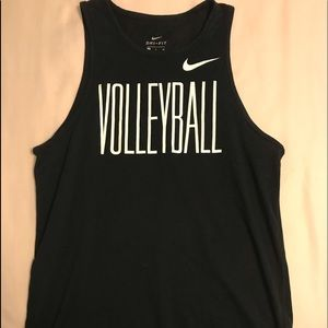 Nike volleyball Tank Top